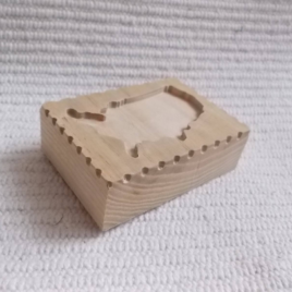 1 pc wood usa map soap/biscuit/candle/ceramic mould, USA symbol